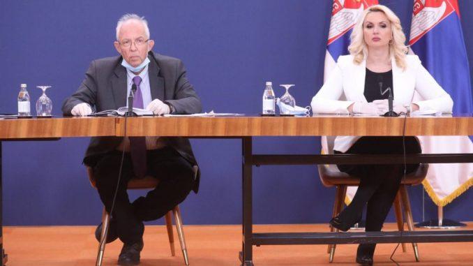 Kisić Tepavčević ima najveće šanse da postane ministarka 1