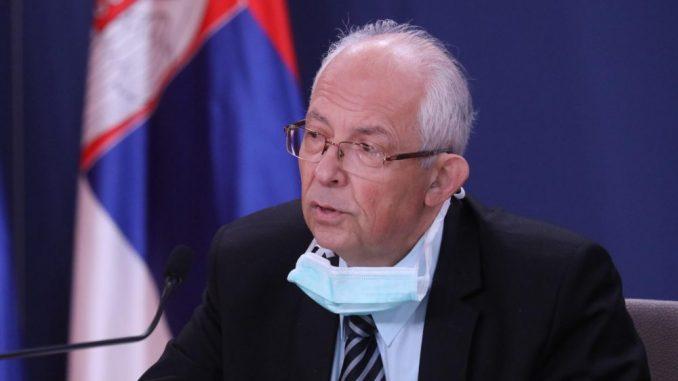 Kon: Prepustio bih Radovanoviću mesto u Kriznom štabu 1