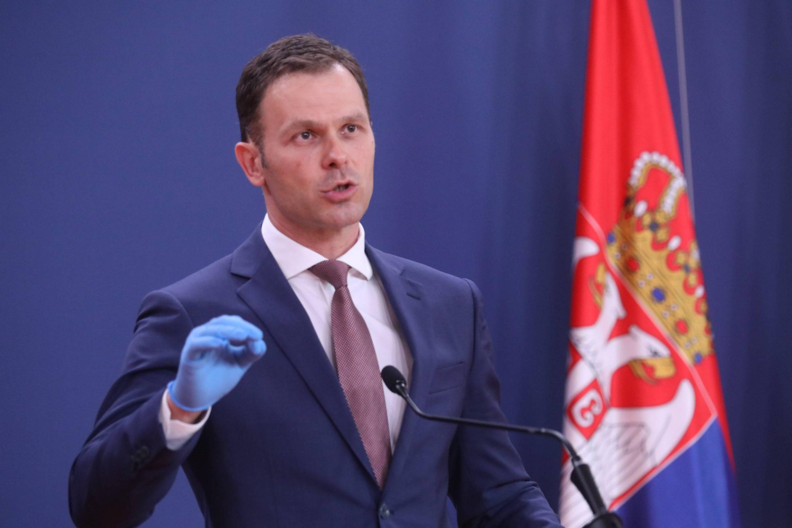 Mere Vlade Srbije za podršku turizmu, ugostiteljstvu i putničkom saobraćaju 1