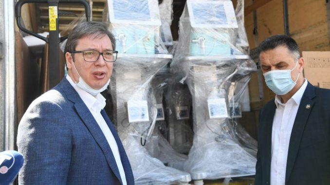 Vučić: Objavljene neistine, u Novi Pazar smo uložili više nego iko 3
