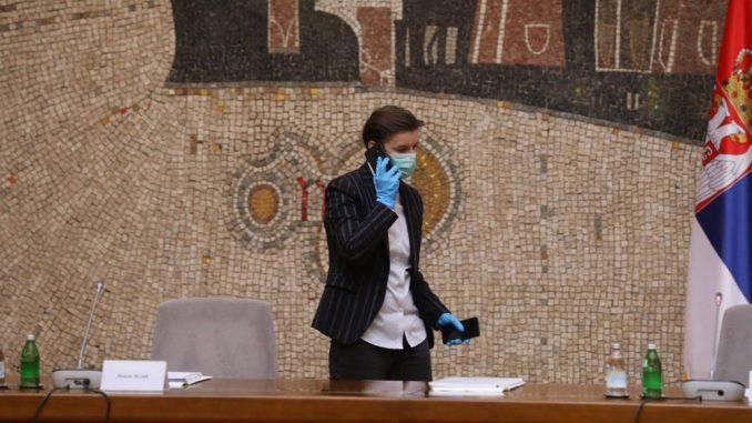 Šta piše u pismu koje je Ana Brnabić poslala Fridom Hausu? (DOKUMENT) 1