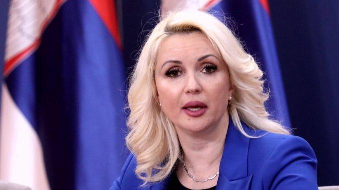 Kisić Tepavčević: Sedam privatnih klinika se prijavilo za testiranje 1