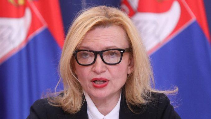 Verica Jovanović: Srbija ima dovoljno PCR testova i zaštitne opreme 1