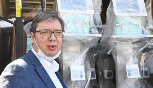 Vučić sutra na otvaranju nove bolnice u Vojnomedicinskom centru Karaburma 4