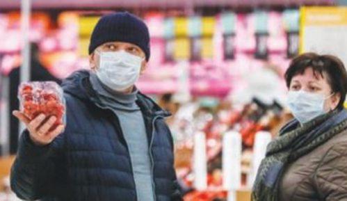 Više od 600.000 zaraženih u Rusiji od početka epidemije korona virusa 8