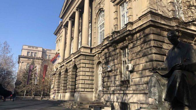 Elektrotehnički fakultet u Beogradu: Nastava na daljinu 2