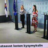 Vlada Finske održala konferenciju za decu o Covidu 19, deca pokazala stvarnu brigu 8