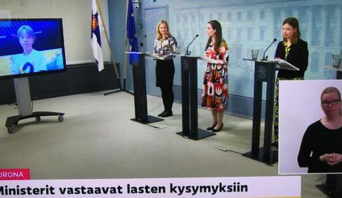 Vlada Finske održala konferenciju za decu o Covidu 19, deca pokazala stvarnu brigu 13