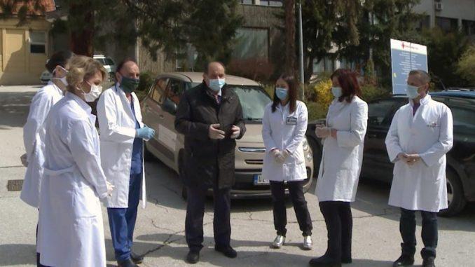 Uprava ZC Užice: Bolnice u Zlatiborskom okrugu spremne za lečenje obolelih od korona virusa 3