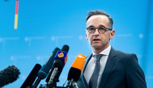 Nemački ministar spoljnih poslova osuđuje vandalizam u berlinskoj sinagogi 9