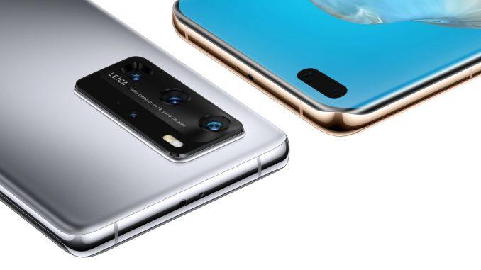 Huawei P40 serija dostupna za online poručivanje u Srbiji 2
