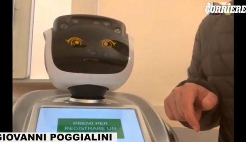 """Roboti """"zaposleni"""" u bolnici u Lombardiji 4"""