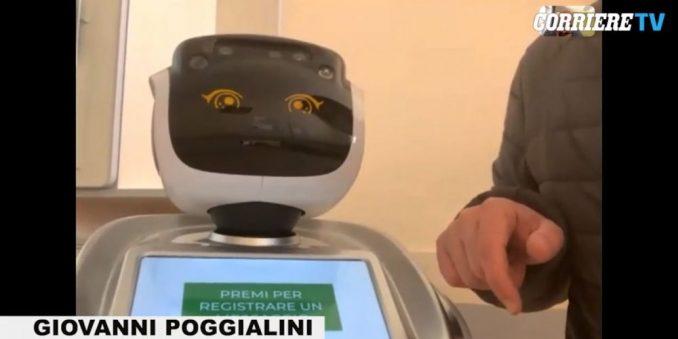 """Roboti """"zaposleni"""" u bolnici u Lombardiji 2"""