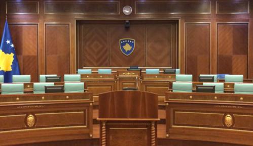 Skupština Kosova 3. juna bira novu Vladu 15