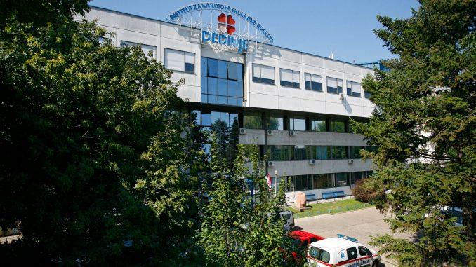U Institutu za kardiovaskularne bolesti Dedinje zaraženo 67 zdravstvenih radnika 2