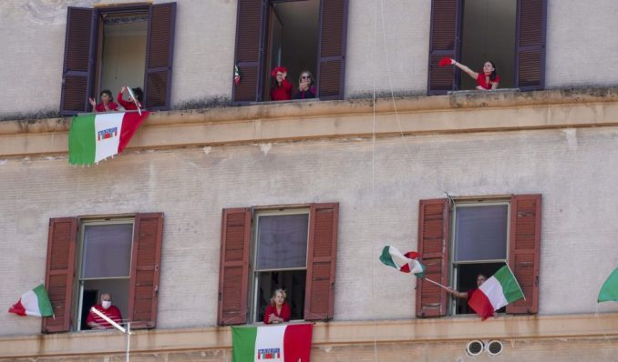 U Italiji 300 novozaraženih korona virusom, još 92 mrtvih 1