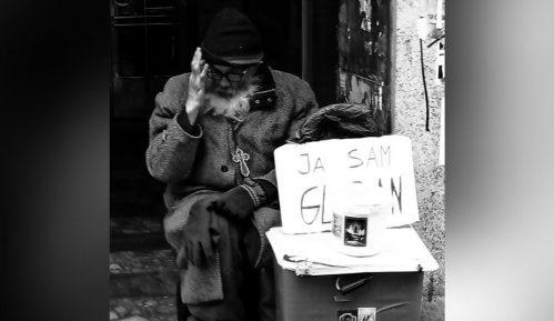 Šta rade beskućnici za vreme policijskog časa? 10