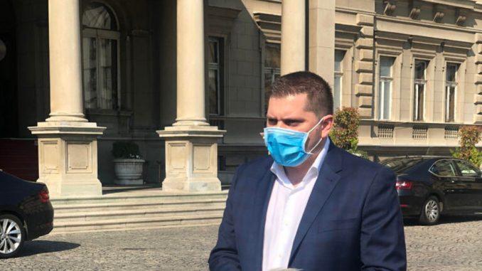 Nikodijević: Sednica Skupštine Beograda u ponedeljak 4