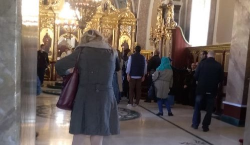 U Sabornoj crkvi u Požarevcu održana liturgija uz pričest 15