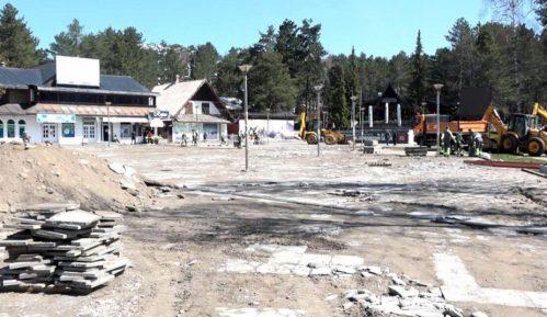 Rekonstrukcija Kraljevog trga na Zlatiboru 8