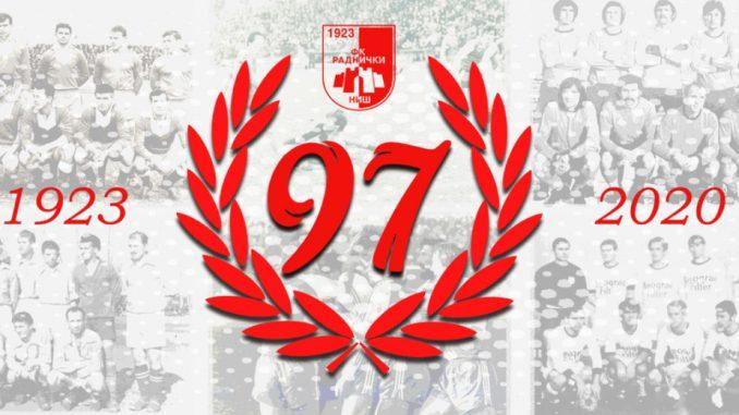 """Fudbalski klub """"Radnički"""" danas obeležava 97 godina svog postojanja 3"""