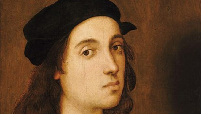 Studija: Umetnik Rafaelo Santi je pre pet vekova umro od jedne vrste korona virusa 2