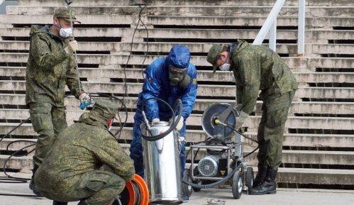 Ruski stručnjaci obišli izložbu posvećenu NATO bombardovanju 7