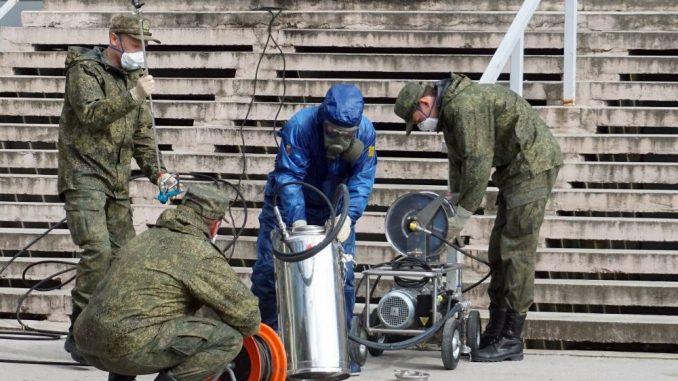 Ruski stručnjaci obišli izložbu posvećenu NATO bombardovanju 4