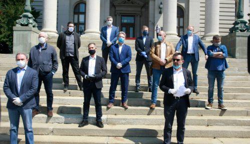 SZS neće prisustvovati sutrašnjoj sednici Skupštine, najavili protest za četvrtak 7