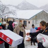 Crveni krst Srbije: Tokom vanrednog stanja angažovano 2.823 volontera i 685 zaposlenih 12
