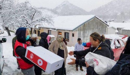 Crveni krst Srbije: Tokom vanrednog stanja angažovano 2.823 volontera i 685 zaposlenih 11