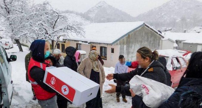 Crveni krst Srbije: Tokom vanrednog stanja angažovano 2.823 volontera i 685 zaposlenih 2