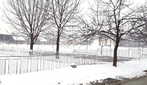 Novi snežni talas na jugu Srbije 1