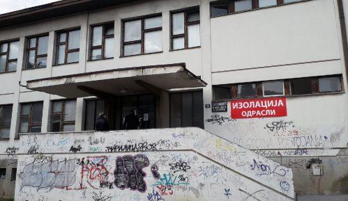 Novi slučajevi infekcije korona virusom u Užicu, Prijepolju i Priboju 1