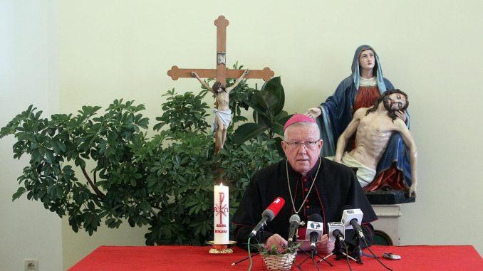Stanislav Hočevar: Autentična crkva nikad se ne boji izazova 1