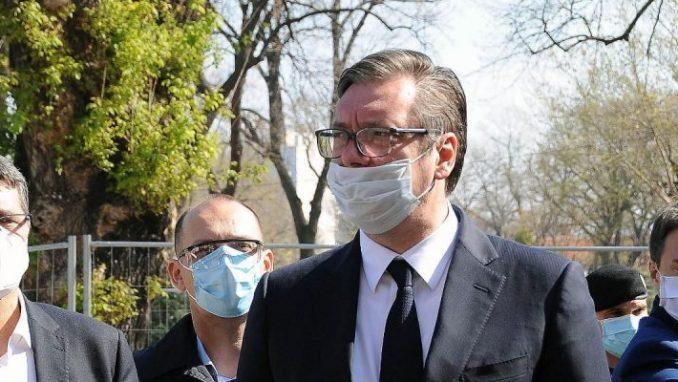 Vučić: Ako postoji bilo kakva šansa - biću testiran na koronu 1