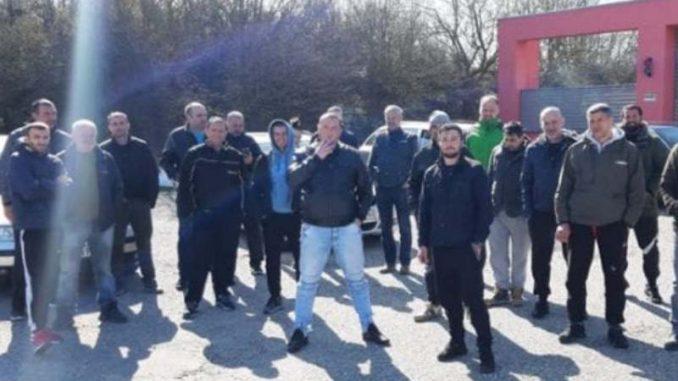 Građani Srbije četiri dana na granici između Austrije i Mađarske: Ponestaje nam hrane i vode 4