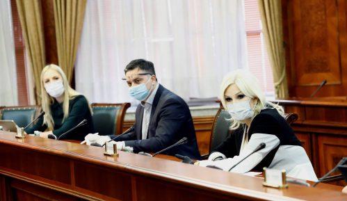 Mihajlović sa železničkim preduzećima o sanaciji štete i radu u vreme epidemije 1