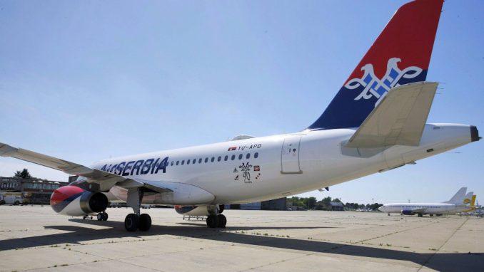 Šteta od pandemije za srpsku avio-industriju 190 miliona evra 2