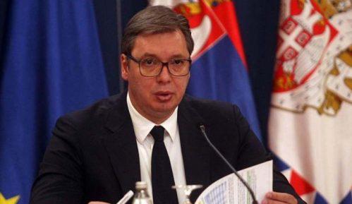 U ponedeljak sastanak Vučića sa predstavnicima stranaka koje izlaze na izbore 7