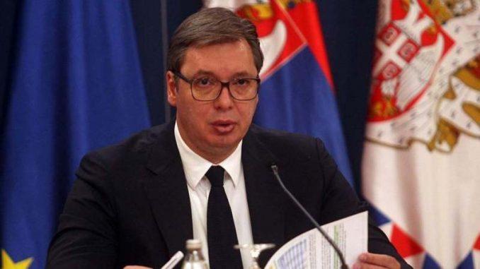 Vučić čestitao vernicima bajram 1