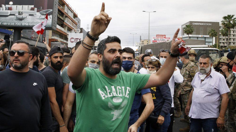 Zbog poskupljenja hrane i pada vrednosti novca neredi u Libanu 2