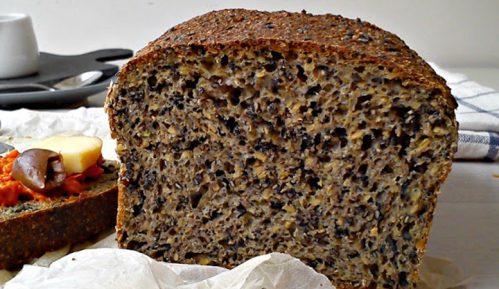 Recept nedelje: Crni hleb 3