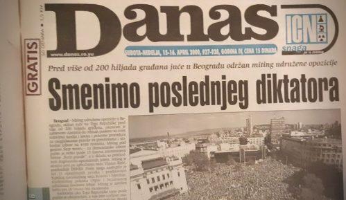 Kako je izgledao veliki miting udružene opozicije 2000. godine? 6