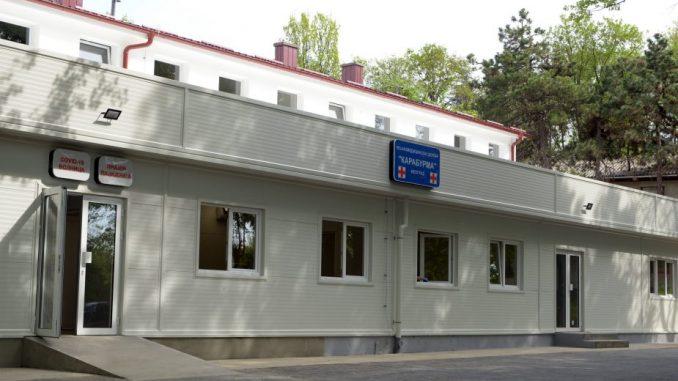 Tri dana pre roka završena nova bolnica na Karaburmi 2