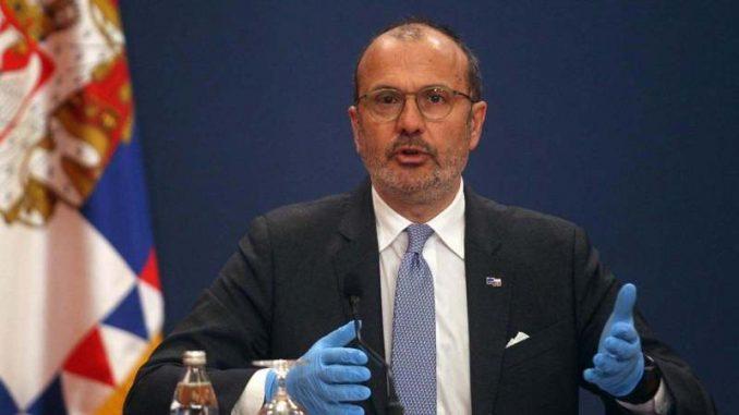 Fabrici: 2,4 miliona evra bespovratne pomoći medijima zbog pandemije 4