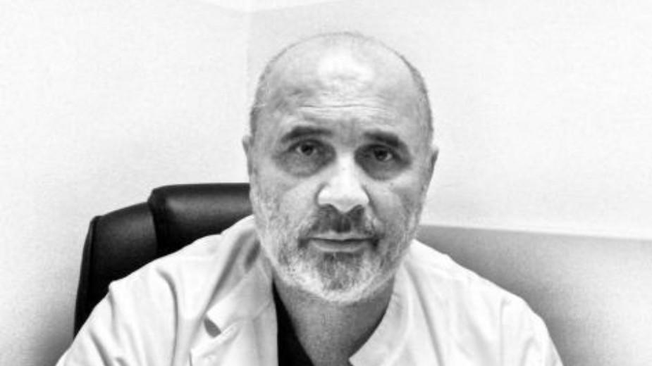 Doktor Miodrag Lazić dobija sutra spomen ploču u Urgentnom centru u Nišu 1