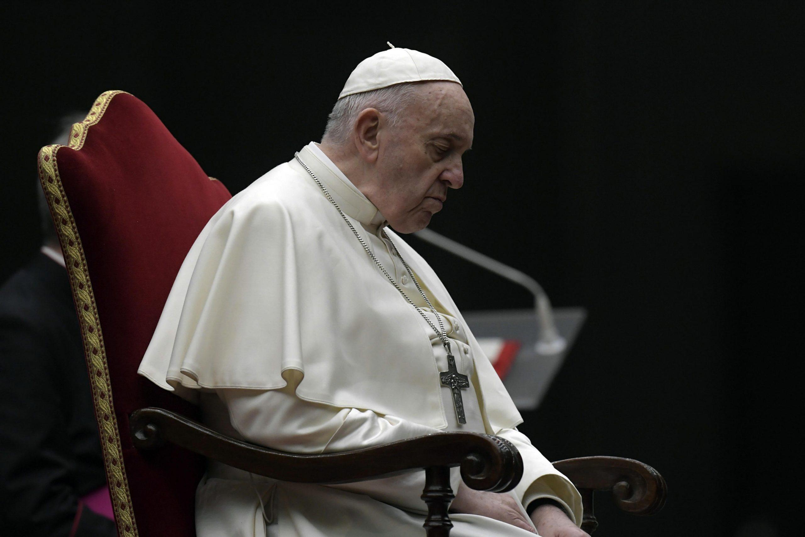 Papa izrazio tugu zvog masovne dečije grobnice u Kanadi, ali se nije izvinio 1