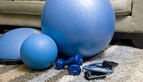 Fizička aktivnost i u izolaciji 9