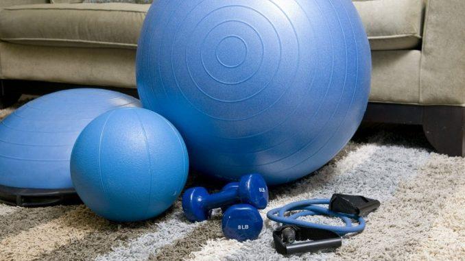 Fizička aktivnost i u izolaciji 1